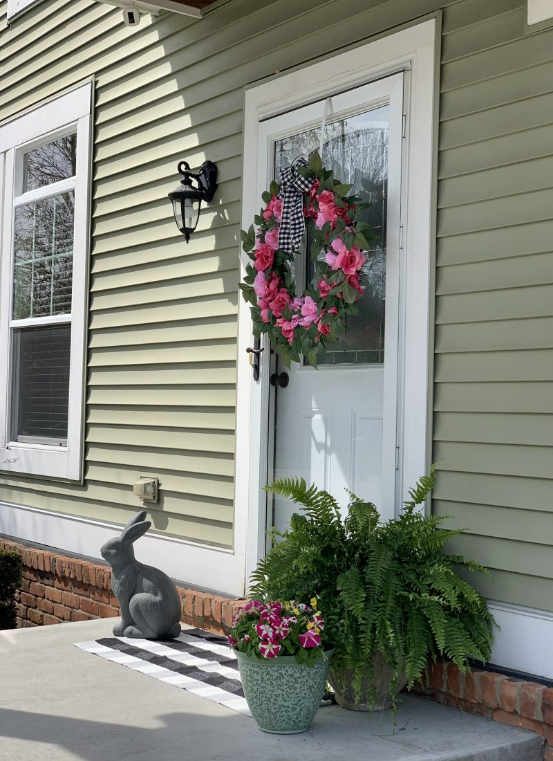 Five Easy Ways to Create a Pretty Entry