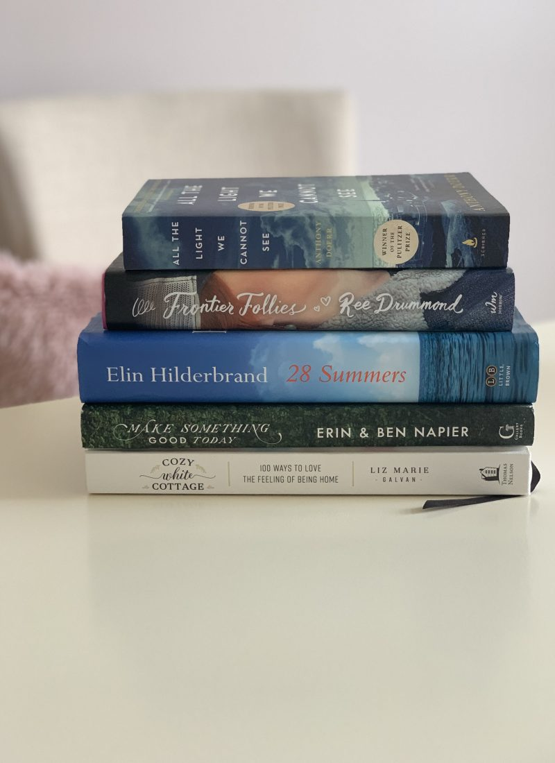Mother's Day Gifts – Books for the Reader