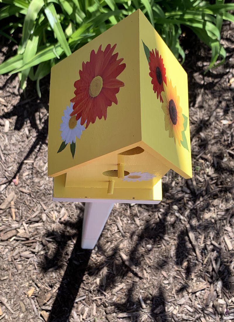 How to Make a Decorative Birdhouse